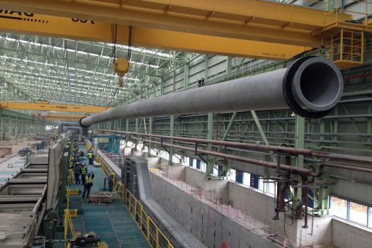 GEMONT Endustri Tesisleri imalat Montaj Tesisleri A.S. Taşeronluğu